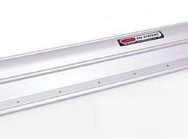 Nóż powietrzny z twardo anodowanego aluminium