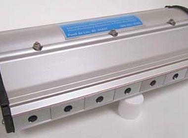Nóż powietrzny z twardo anodowanego aluminium typu Knozzle™