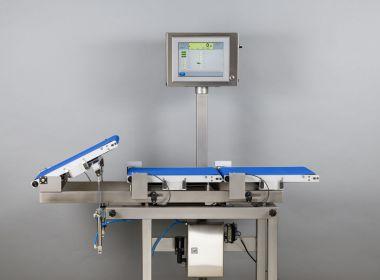 Automatyczna waga kontrolna 1