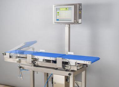 Automatyczna waga kontrolna 2